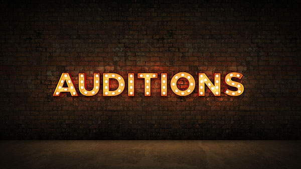Fall 2020 Online Music Theater Auditions